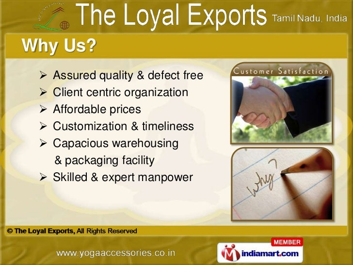 Meditation Cushions by The Loyal Exports Karur Slide 3