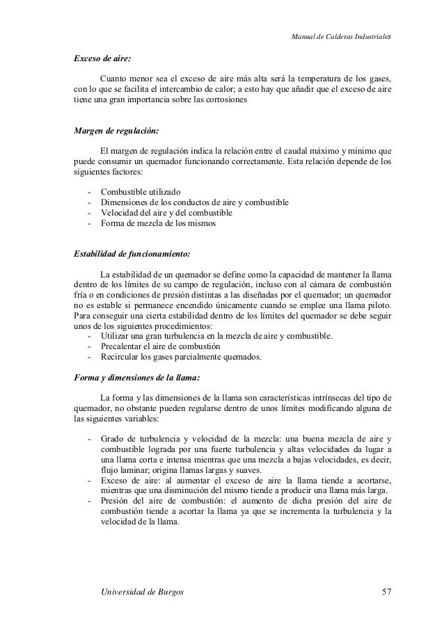 Manual de calderas industriales universidad de burgos pdf.