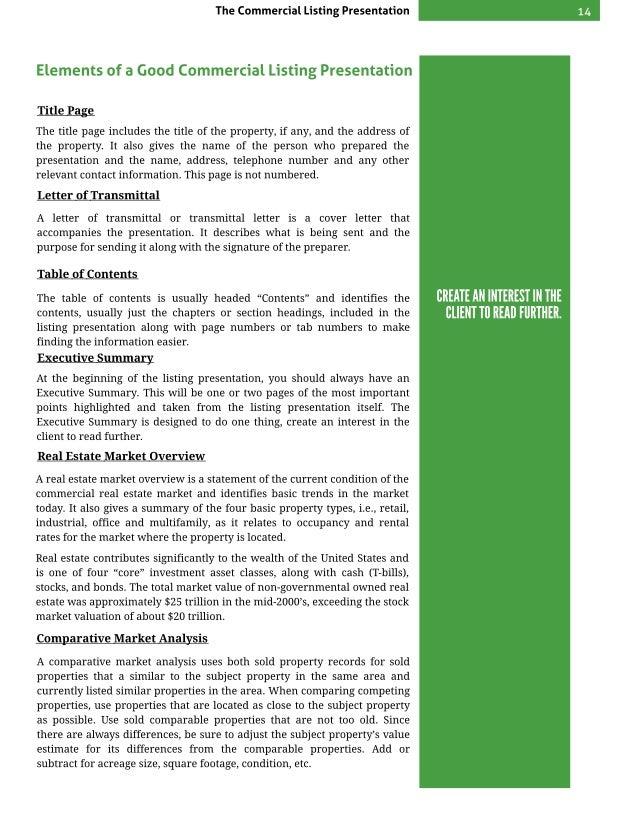 Narea Workbook Sample Design