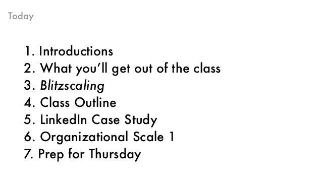 Blitzscaling Session 1: Household Stage Slide 2