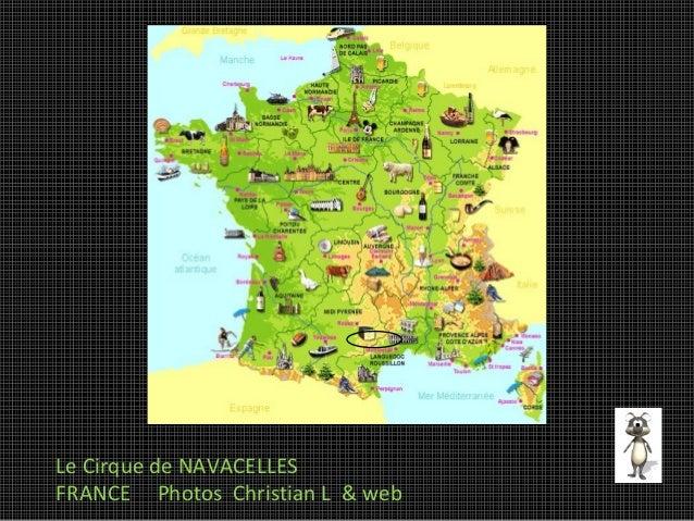 Le Cirque de NAVACELLES FRANCE Photos Christian L & web