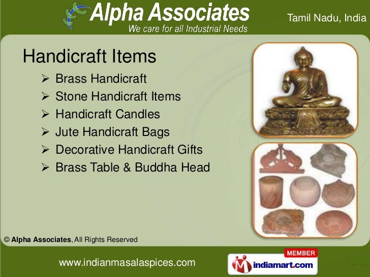 Spices By Alpha Associates Coimbatore