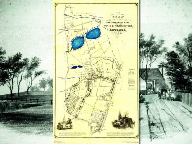 Before the building boom: Exploring the 1846 map of Stoke Newington Slide 2