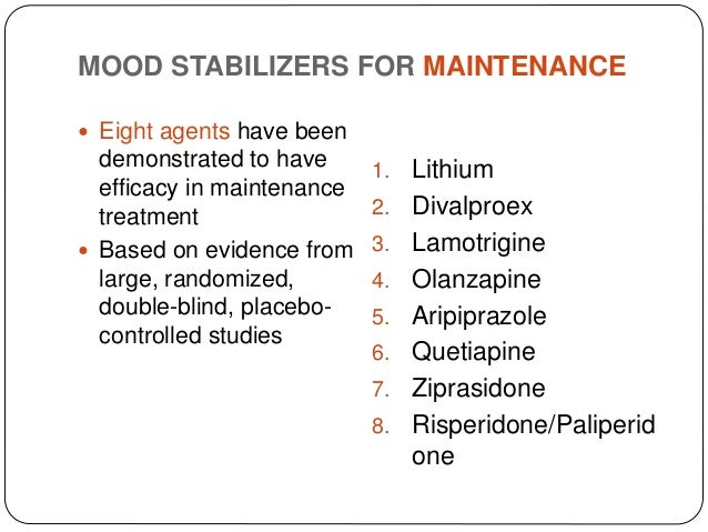 mood stabilizers in combination with atypical antipsychotics Atypical antipsychotic adjunctive therapy to mood stabilizers may be  the  combination of an ms and an adjunctive aap is associated with a.