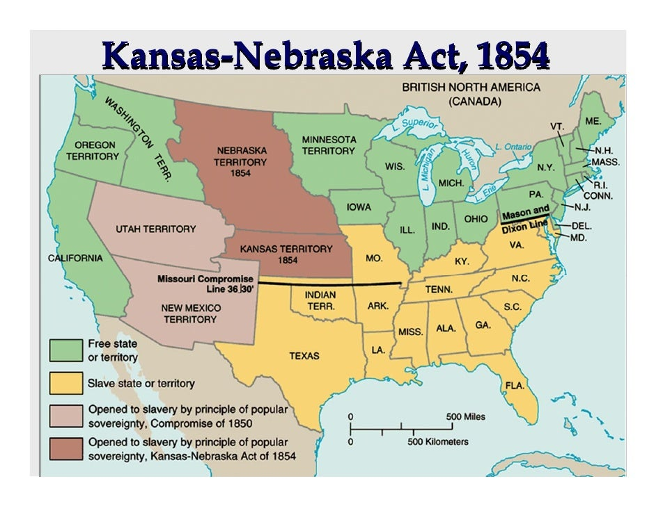 the kansas-nebraska act essay Ap® united states history 2010 scoring guidelines  kansas–nebraska act:  the essay contains some relevant historical information — largely.