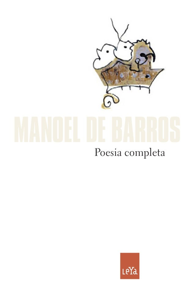MANOEL DE BARROSPoesia completa