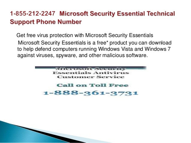 Essential antivirus microsoft windows 7 | Microsoft Security