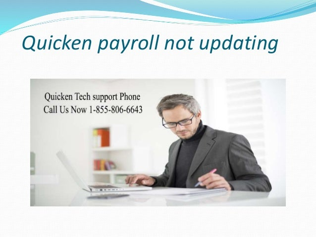 1-855-806-6643 Quicken Tech Support Phone Number