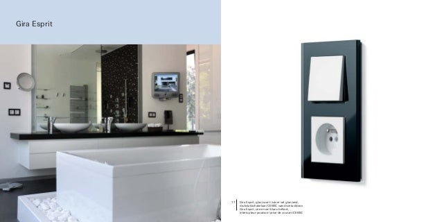 intelligente gebouwentechniek van gira