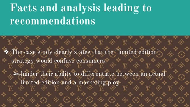 differentiation strategies of brioni louis vuitton and This is why luxury brands like louis vuitton and dolce and gabbana spend millions of dollars on in-store design, website, photography and video  there is an opportunity to create a.