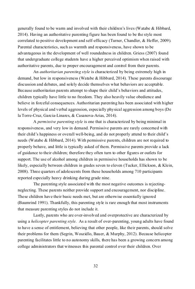 Essay Parenting  Parenting Styles Essay Sample This Paper Is Essay Parenting To Discuss At Least Three Parenting Style For  Children In Order To Explore More About These Proper Parenting Styles  Proposal Essay Topics Ideas also Fifth Business Essays  Essay On Myself In English