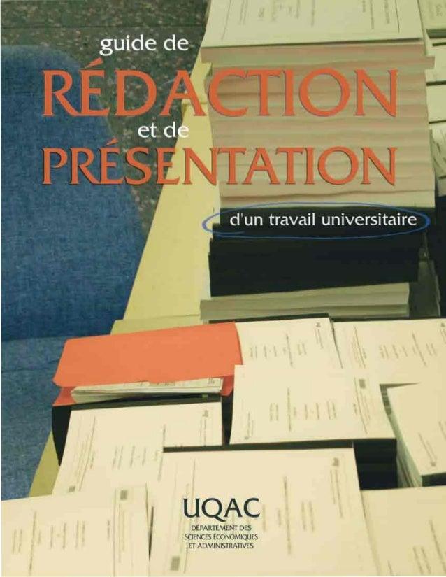 Ce document a été réalisé par Jocelyne Gélinas, professeure, en collaboration avec Nathalie Albanese, étudiante à la maîtr...