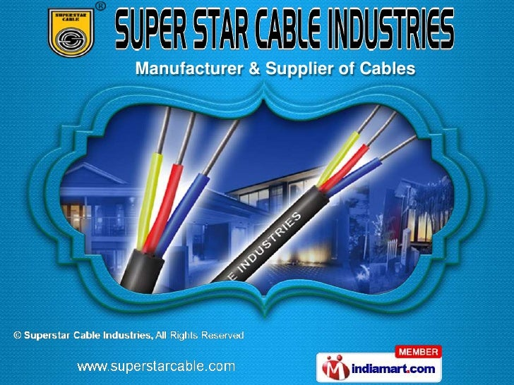 Manufacturer & Supplier of Cables