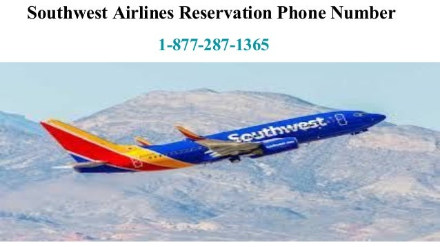 southwest airlines contact details