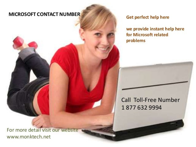 MICROSOFT CONTACT NUMBER Get perfect help here we provide instant help here for Microsoft related problems Call Toll-Free ...