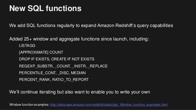 Easy Analytics on AWS with Amazon Redshift, Amazon QuickSight, and Am…