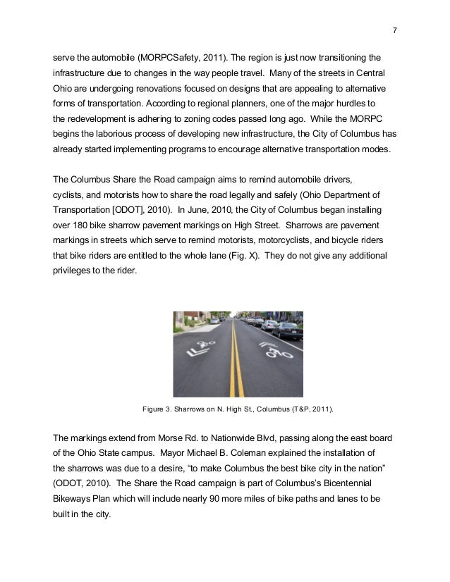 7 serve the automobile (MORPCSafety, 2011). The region is just now transitioning the infrastructure due to changes in the ...