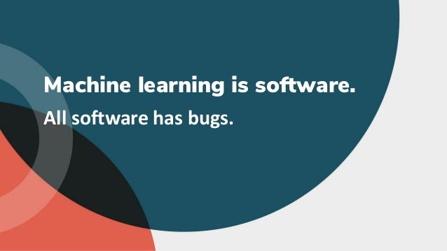 Real-world Strategies for Debugging Machine Learning Systems Slide 2
