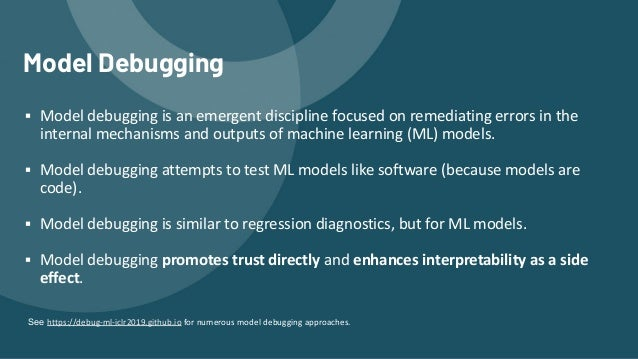 Real-world Strategies for Debugging Machine Learning Systems Slide 3