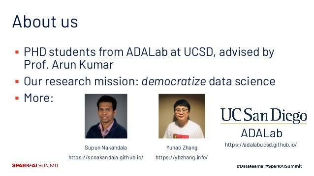 Resource-Efficient Deep Learning Model Selection on Apache Spark Slide 3
