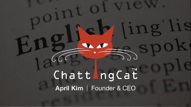 April Kim Founder & CEO