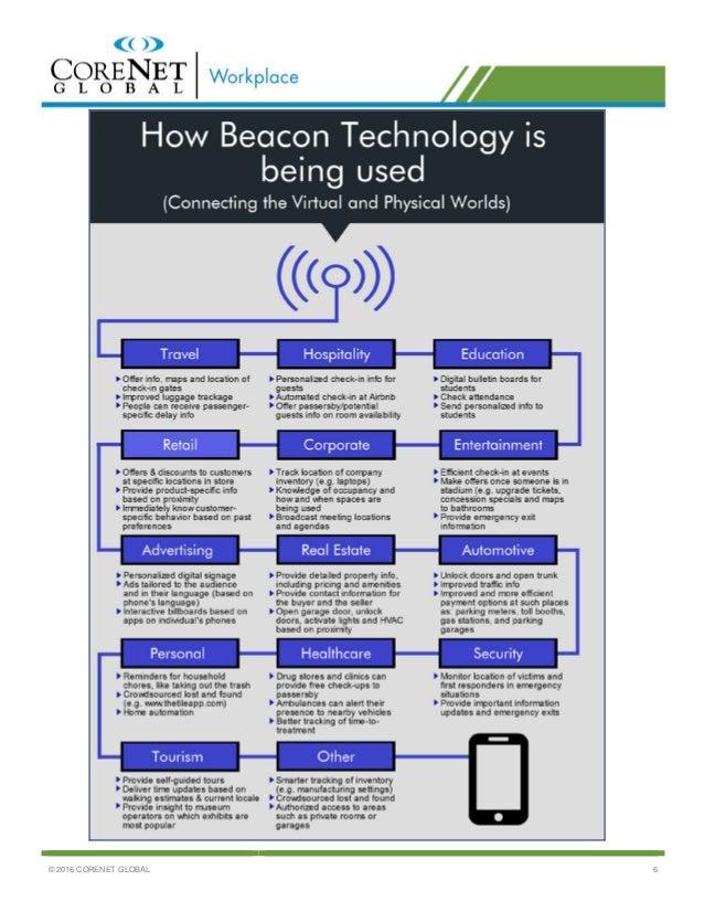 Beacon Technology White Paper - April 2016