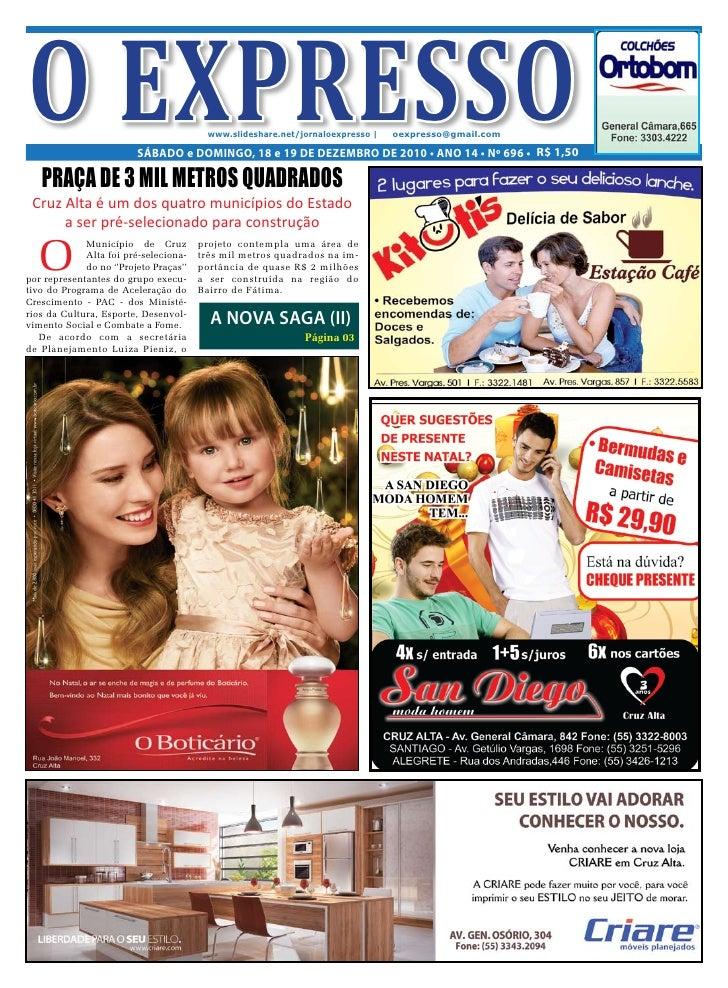 O EXPRESSO                               www.slideshare.net/jornaloexpresso |   oexpresso@gmail.com                       ...