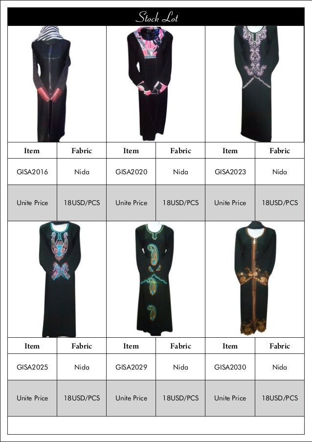 Abaya online wholesale from Dubai 14$ and 18$