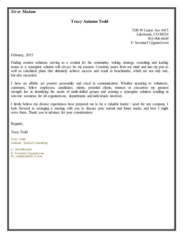 Tracy Autumn Todd Cover Letter and Resume.doc