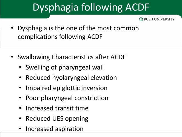 literature review dehydration and dysphagia Obtain and document informed consent from the patient/client for each  component of service for  swallowing is essential for nourishment and  hydration, yet also affords us  one retrospective chart review identified  dysphagia to occur in.