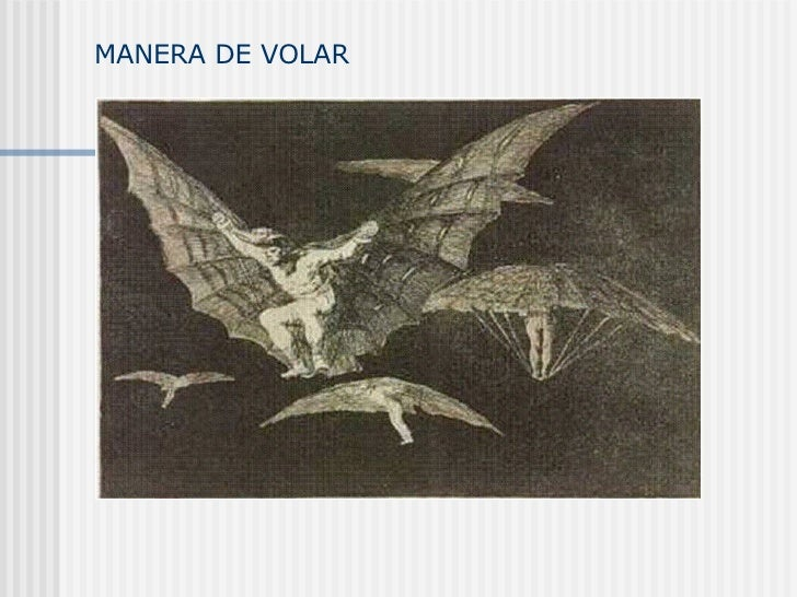 MANERA DE VOLAR