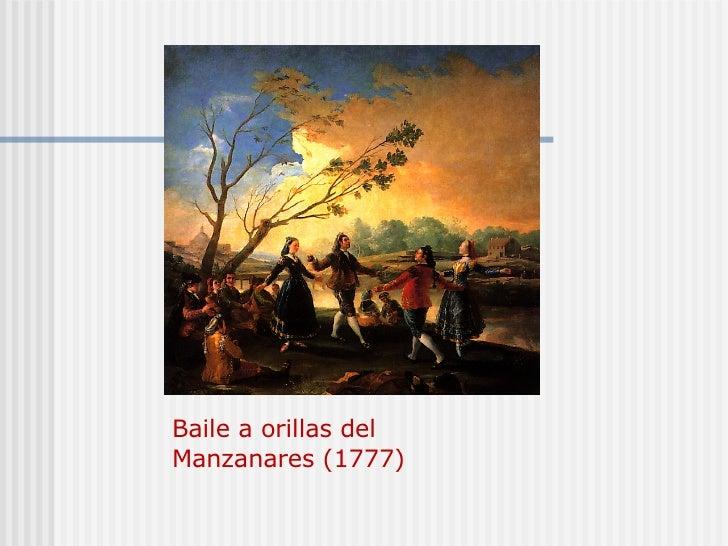 Baile a orillas del Manzanares (1777)