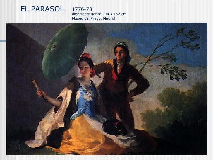 LA VENDIMIA EL PARASOL 1776-78 óleo sobre lienzo 104 x 152 cm Museo del Prado, Madrid