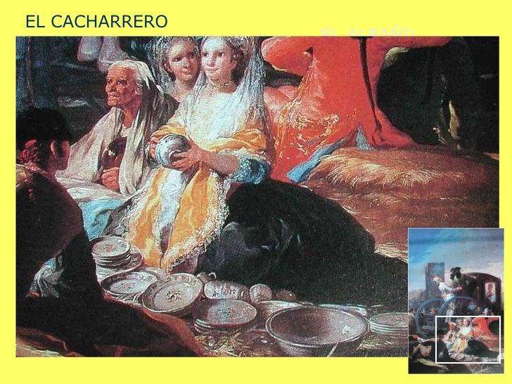 EL ALBAÑIL HERIDO  (1786-1787)  EL CACHARRERO