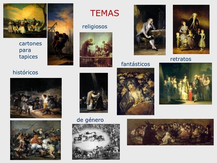 TEMAS cartones para tapices retratos religiosos históricos fantásticos de género