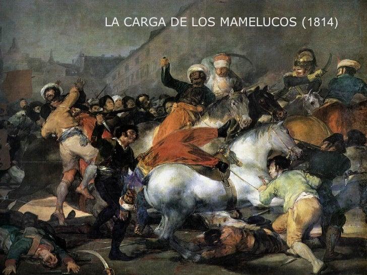 LA CARGA DE LOS MAMELUCOS ( 1814)