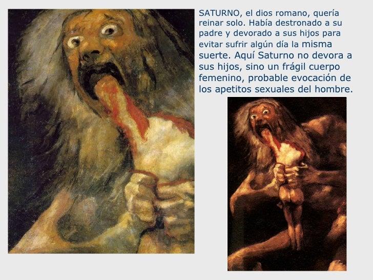 SATURNO, el dios romano, quería reinar solo. Había destronado a su padre y devorado a sus hijos para evitar sufrir algún d...