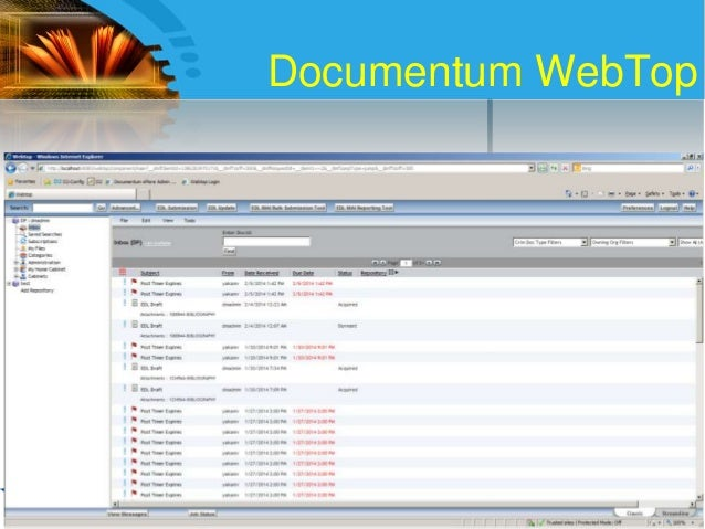 Leveraging Records Management with Documentum, Author Submit