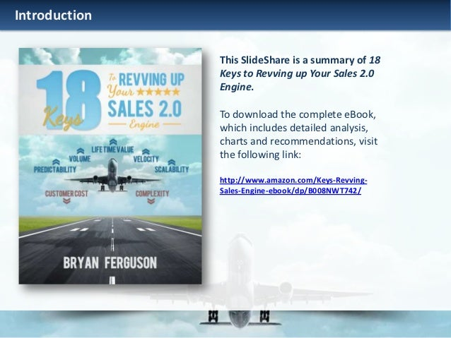 18 keys to revving up your sales 20 engine by bryan ferguson 2 fandeluxe Images