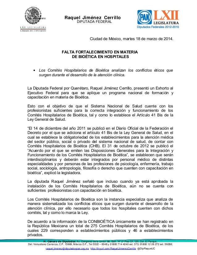 Del. Venustiano Raquel Jiménez Cerrillo DIPUTADA FEDERAL Ciudad de México, martes 18 de marzo de 2014. FALTA FORTALECIMIEN...