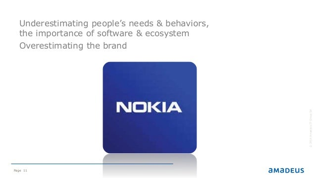 Page 12 ©2014AmadeusITGroupSA Successful Innovation Timing Vision Adaptability Consumers Technology