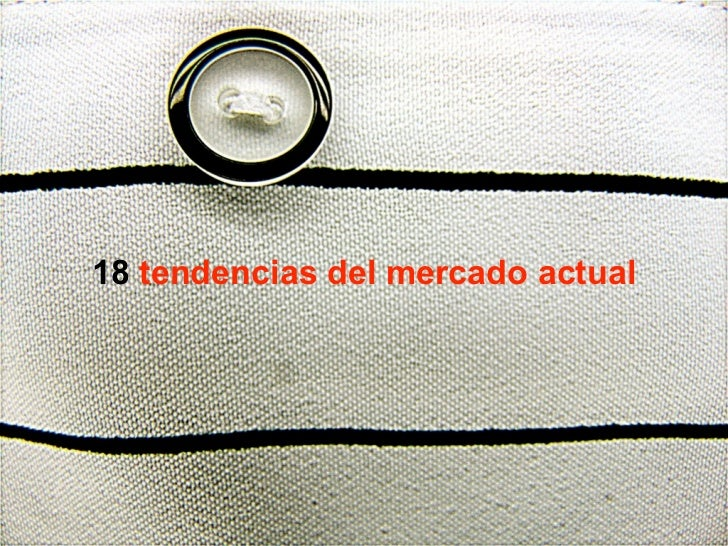 18 tendencias del mercado actual