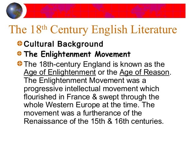 renaissance influence on 16th century english literature Essay on the influence of the english renaissance:: the influence of the bible on english literature essay 14th century, the term renaissance comes from.