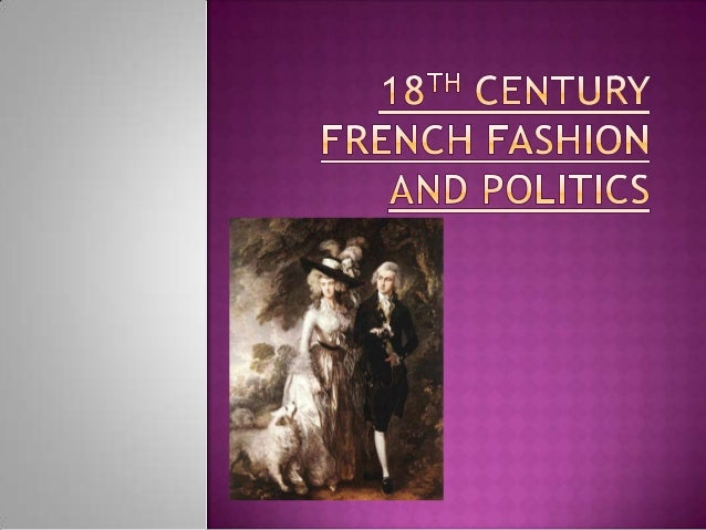 France  underwent dramatic changes during the 18th century. Liberating thoughts and rhetoric inspired great shifts in po...
