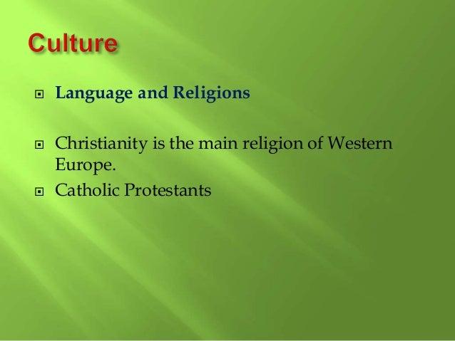 19.western europe