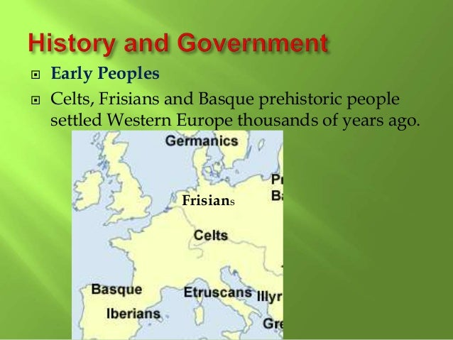  Charlemagne's system of land distribution became the basis of feudalism. Serfs