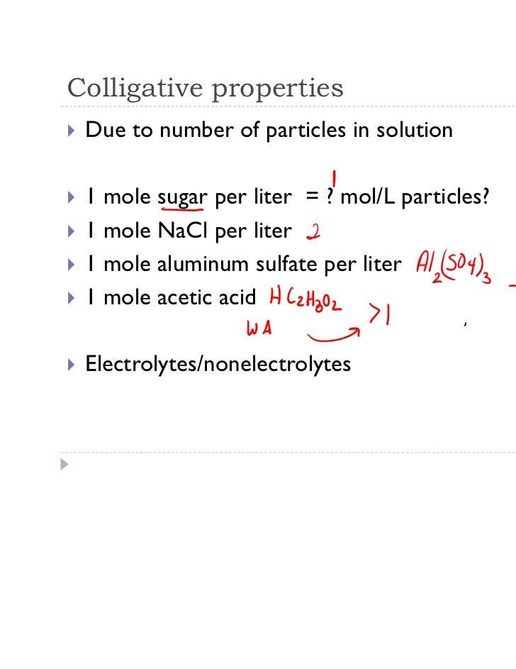 19 1523212011 colligative properties – Colligative Properties Worksheet