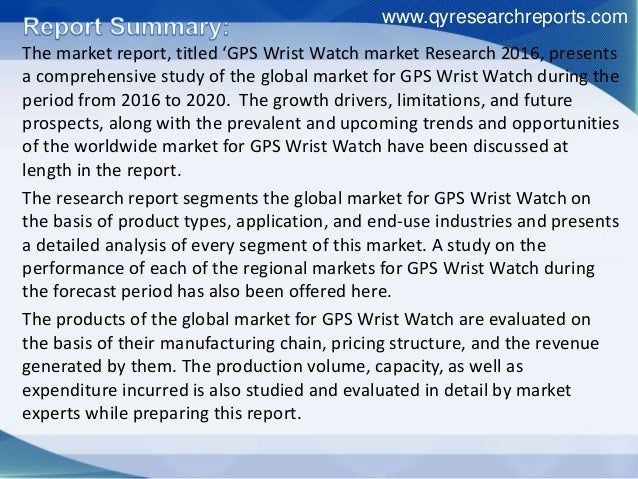 market analysis of wrist watches Get latest market research reports on wrist watch industry analysis and market report on wrist watch is a syndicated market report, published as global wrist watch market report 2018.
