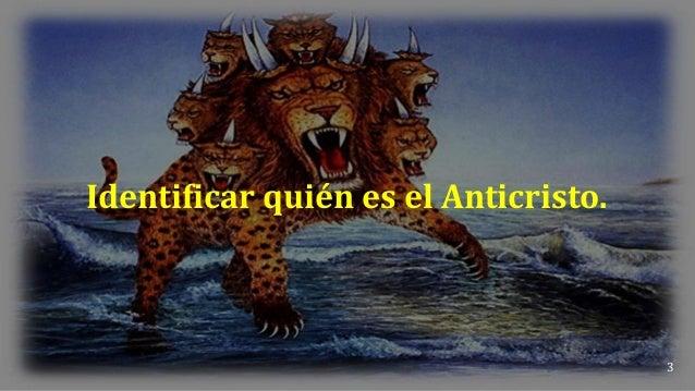 """19/28 """"La Primera Bestia De Apocalipsis 13 Y El 666"""" SEMINARIO DE ESTUDIO DE APOCALIPSIS  Slide 3"""
