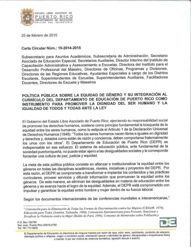 19 2014-2015 equidad de genero